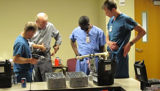 Orthopaedic Trauma Fellowship Faculty | Orthopaedic Trauma